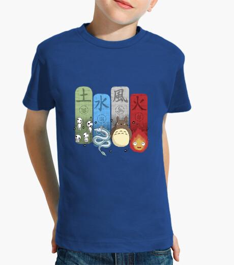Vêtements enfant Charmes élémentaires Ghibli