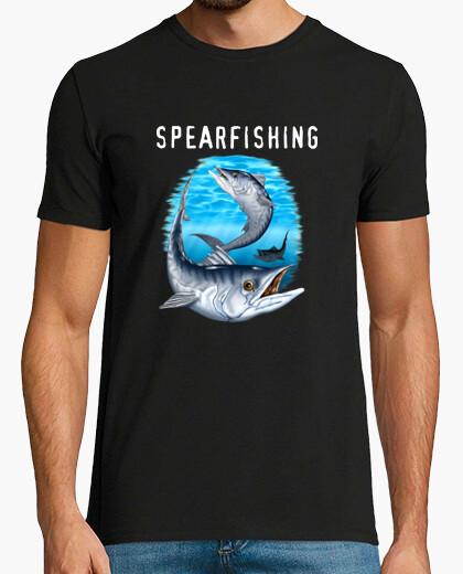 Tee-shirt chasse sous-marine