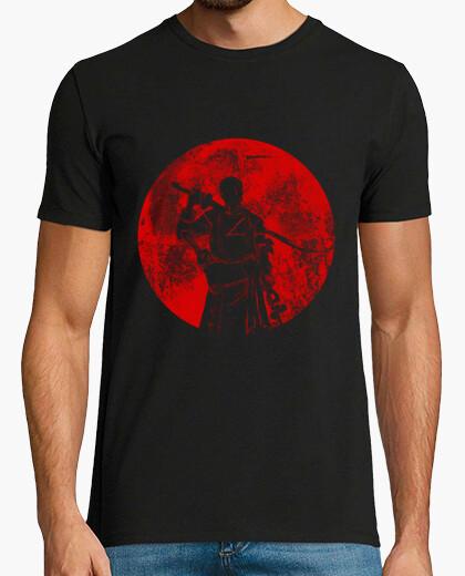 Tee-shirt chasseur de pirate zoro