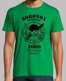 chasseur piraten logo roronoa zoro