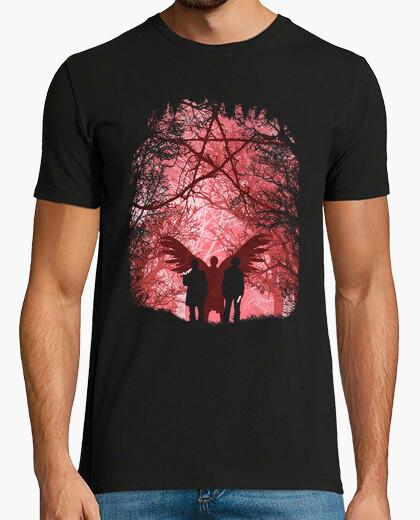 Tee-shirt chasseurs célèbres