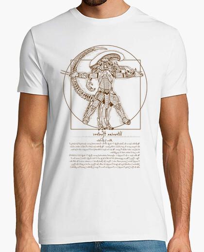 Tee-shirt Chasseurs vitruvian