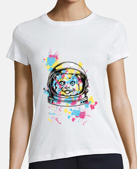 Chat astronaute