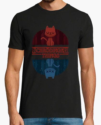 Tee-shirt Chat de Schrödinger