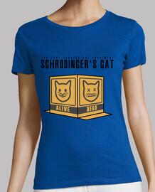 chat de schrödinger deux vitesses pour les filles