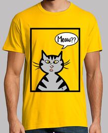 chat drôle parler