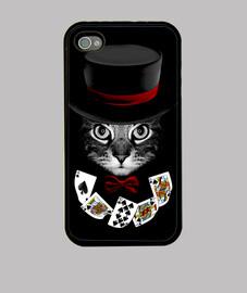 chat illusionniste
