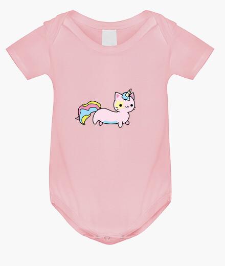 Vêtements enfant chat licorne mignon