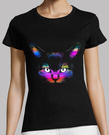 chat néon