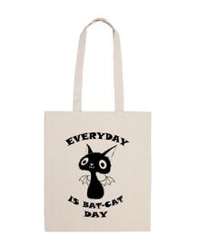 chat noir - grand sac