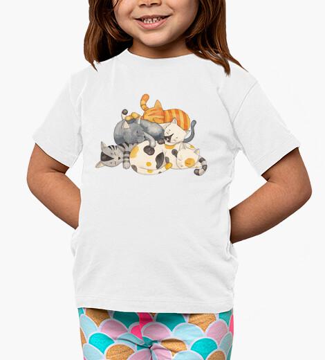 Vêtements enfant chat sieste - heure de la sieste (t)
