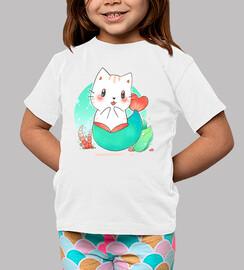 chat sirène - chat sirène