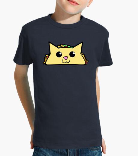 Vêtements enfant chat taco