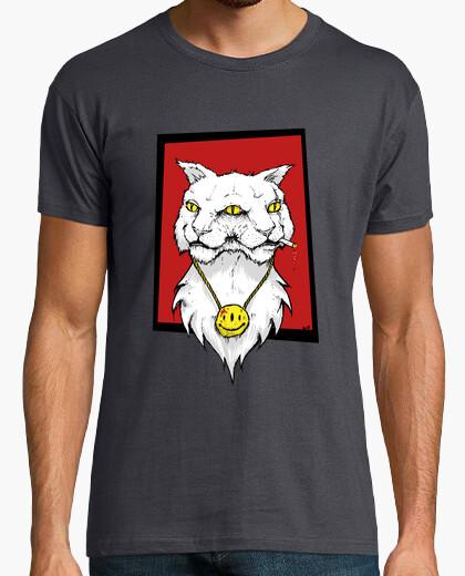 Tee-shirt Chat transmetropolitan