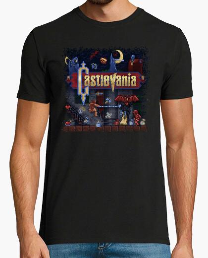 Tee-shirt château vania ver2