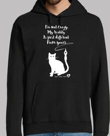 chats je ne suis pas fou d39amour chats