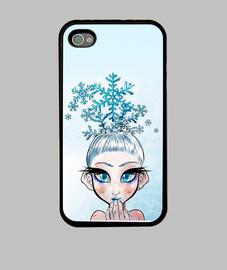 chaude iphone 4 d'hiver