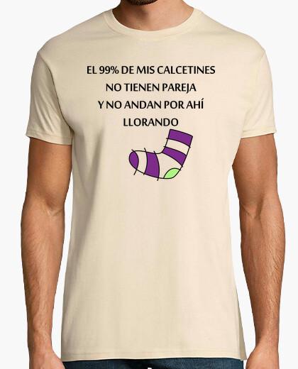 Tee-shirt chaussettes