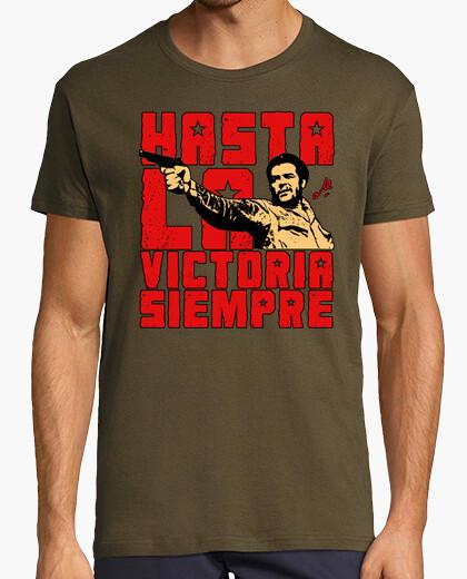 Camiseta Che Guevara Hasta la Victoria Siempre