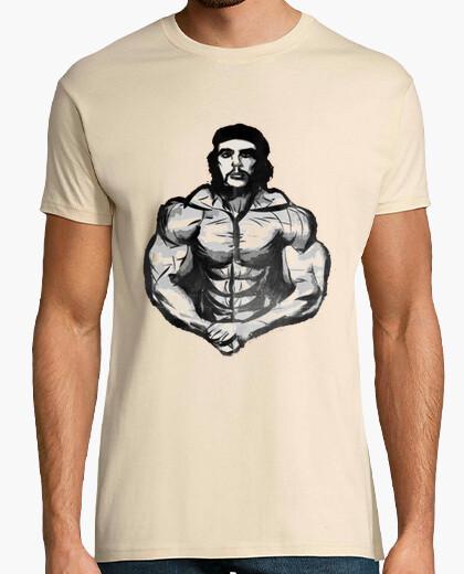 Camiseta Che Guevara musculitos