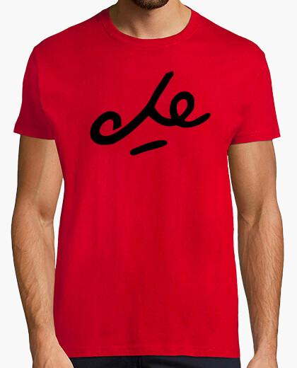 Camiseta Che Guevara, signature