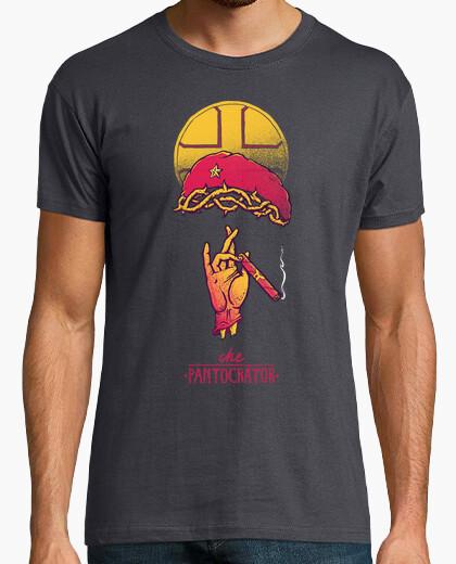 Camiseta Che Pantocrátor (Chesucristo)