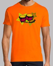 che suona bongo