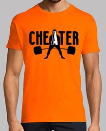 Cheater naranja