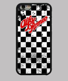 CheckFlag Alfa Romeo iPhone 6