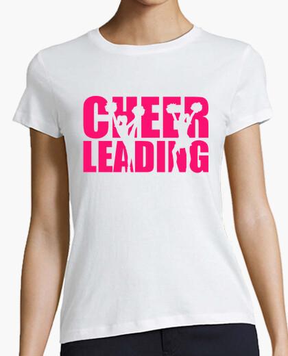 Tee-shirt cheerleading