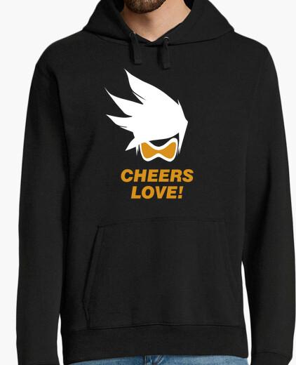 Sudadera Cheers Love!