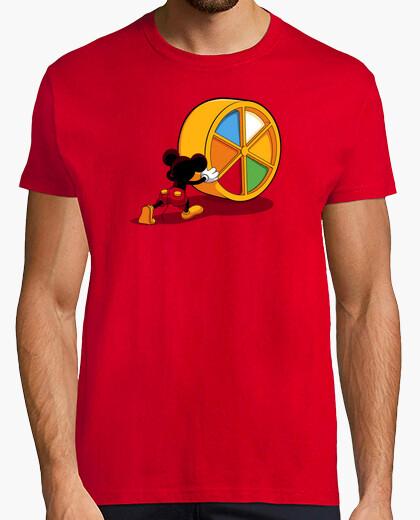 Camiseta Cheese Pursuit