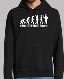 chef de evolución