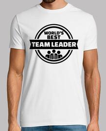 chef d'équipe le meilleur du monde