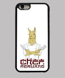 chef du pérou (iphone 6)