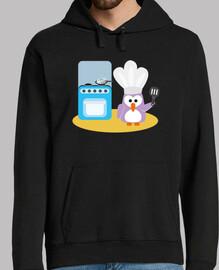 chef pingouin