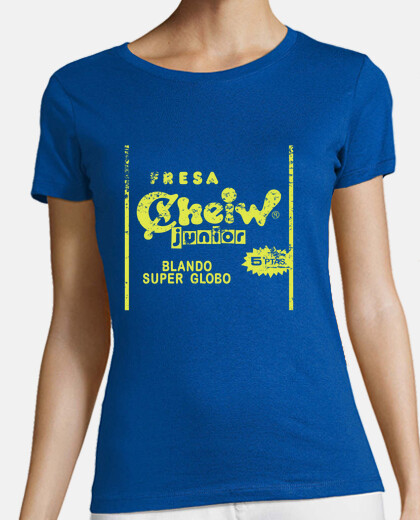 Camiseta Cheiw Junior
