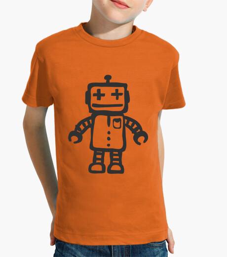 Abbigliamento bambino chel robot
