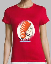 chemise à sushis