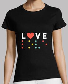 chemise d' love braille