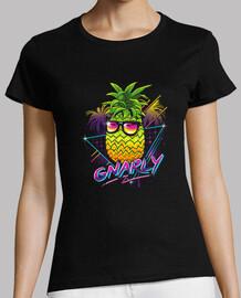 chemise d'ananas rad femme