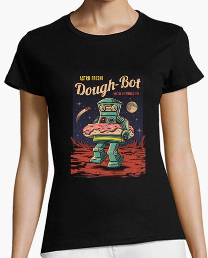 Tee-shirt chemise de bot de pâte womens