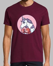 chemise de boxe Licorne