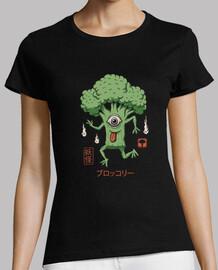 chemise de brocoli yokai femmes