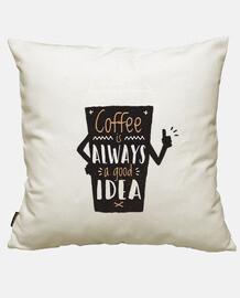 chemise de café bonne idée