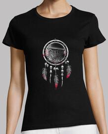 chemise de cauchemar de dream catchers womens