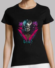 chemise de chasseur extraterrestre womens