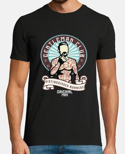 chemise de gentleman