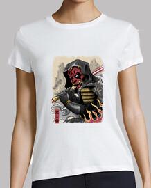 chemise de seigneur samouraï femme