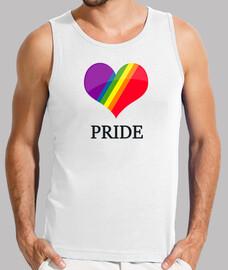 chemise d'homme gay de fierté, fierté du monde